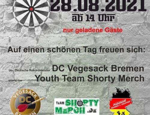 Paradart Team Germany Zwischenstopp Bremen auf dem Weg zur WM